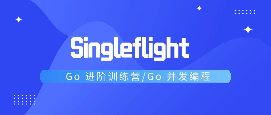 Go并发编程(十二) Singleflight